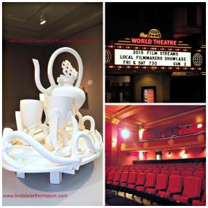 theatre collage
